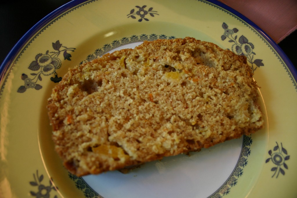 Peach Bread Recipe - Across the Kitchen TableAcross the Kitchen Table