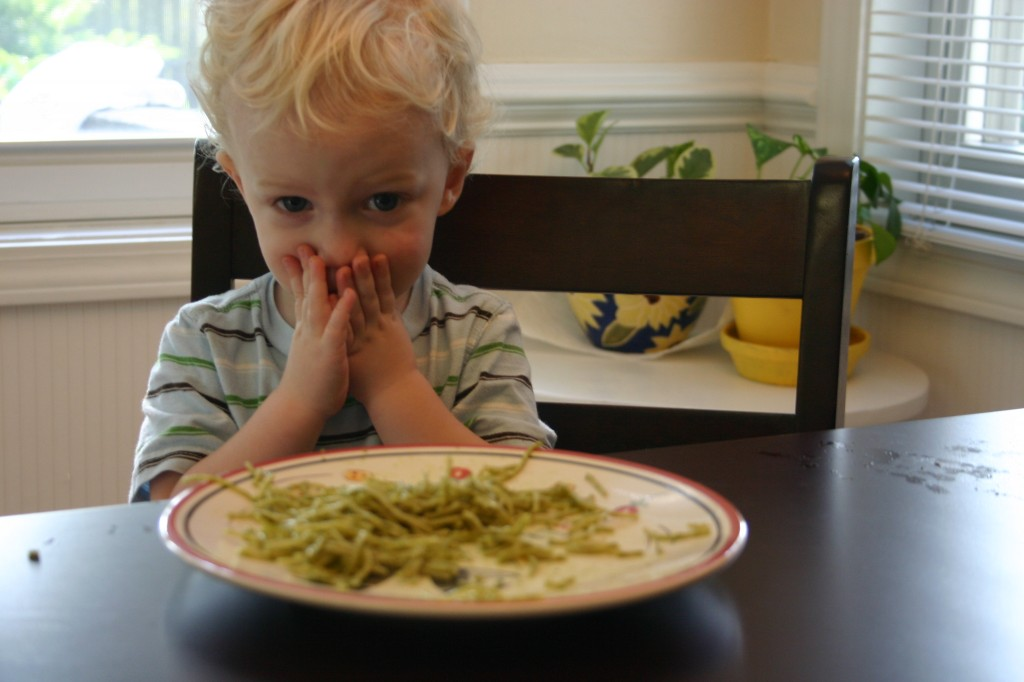 pesto pasta blessing
