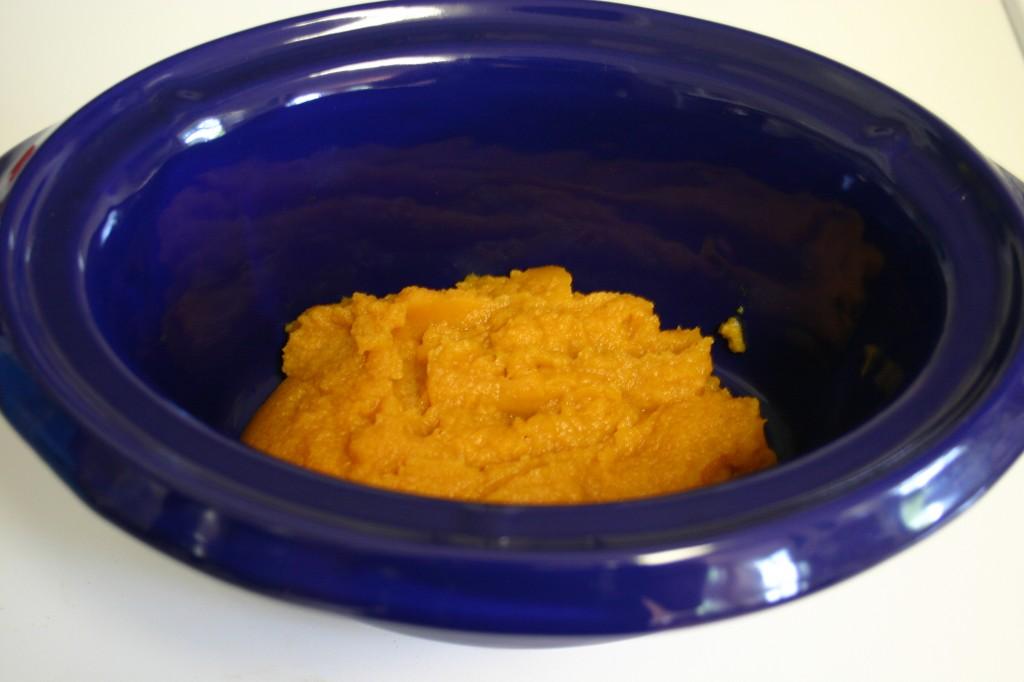 pumpkin butter pumpkin