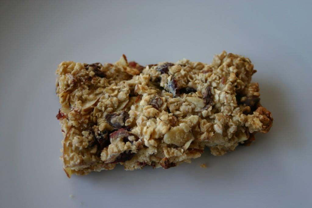 almond granola bar recipe